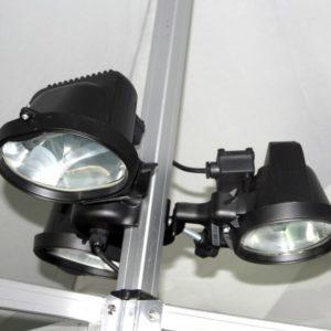 location lampe chauffante