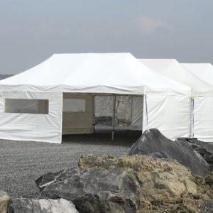 Tente 4x8