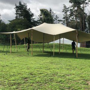 Tente stretch