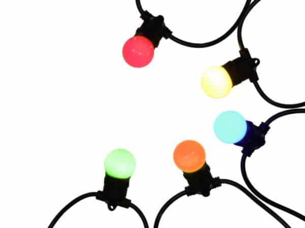 Lampe couleur