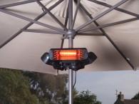 Chauffe terrasse électrique vente
