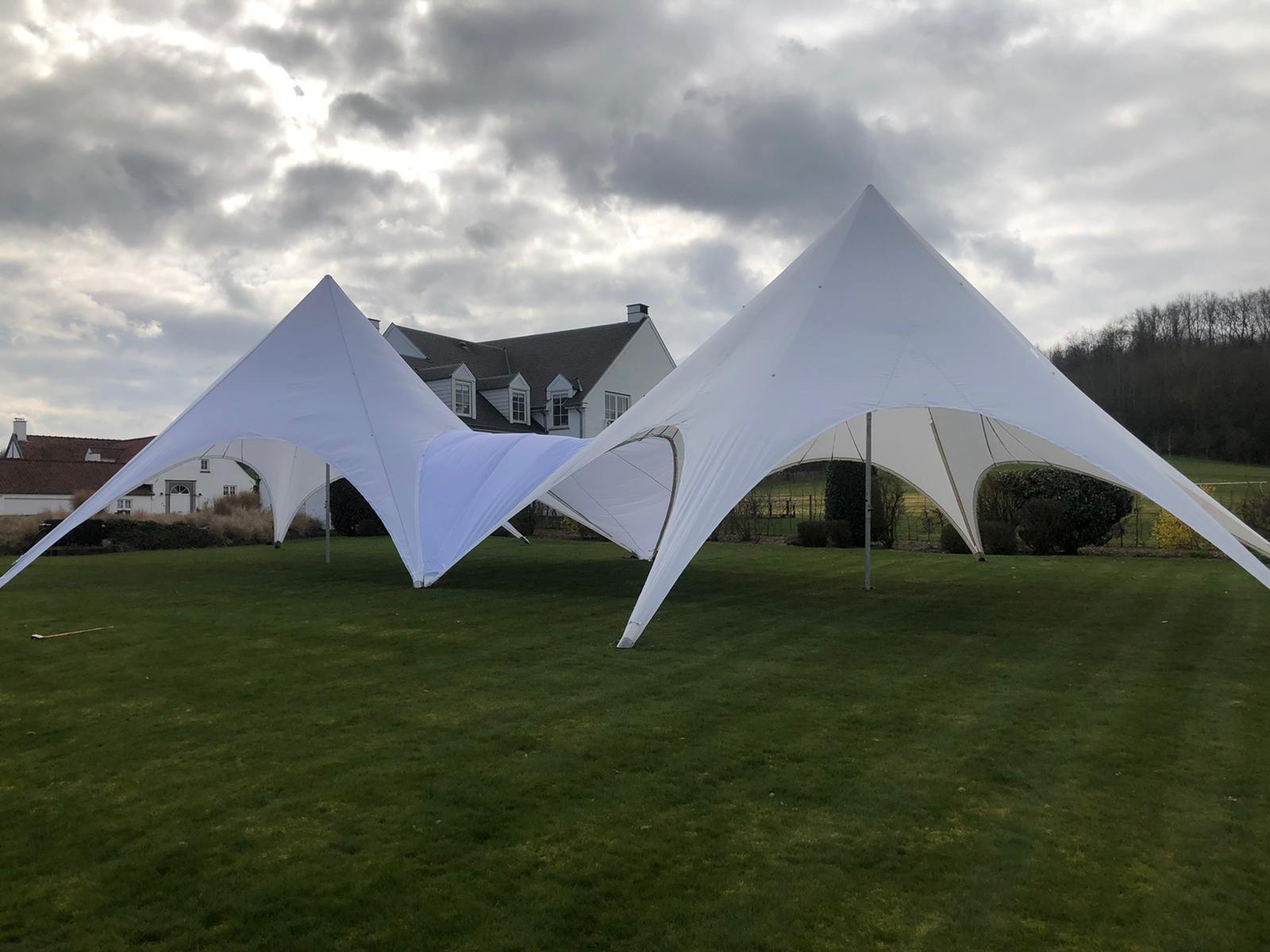 Location et achat de tente étoile